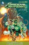 Green Lantern (New 52) Vol 5 Test Of Wills TP