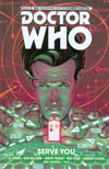Doctor Who 11th Doctor Vol 2 Serve You HC
