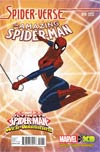 Amazing Spider-Man Vol 3 #14 Cover C Incentive Jeff Wamester Marvel Animation Variant Cover (Spider-Verse Tie-In)