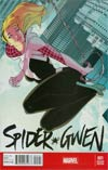 Spider-Gwen #1 Cover H Incentive Kris Anka Variant Cover