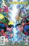 Convergence #7 Cover B Variant Tony S Daniel Cover