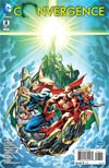 Convergence #8 Cover A Regular Andy Kubert Cover