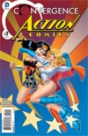 Convergence Action Comics #2 Cover A Regular Amanda Conner Cover