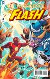 Convergence Flash #2 Cover A Regular Jonboy Meyers Cover