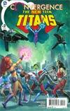Convergence New Teen Titans #2 Cover A Regular Nicola Scott Cover