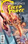 Convergence Speed Force #2 Cover A Regular Brett Booth Cover
