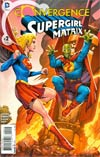 Convergence Supergirl Matrix #2 Cover A Regular Howard Porter Cover