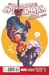 Amazing Spider-Man Vol 3 #18.1 Cover A Regular Yasmine Putri Cover