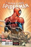 Amazing Spider-Man Vol 3 #18 Cover A Regular Humberto Ramos Cover