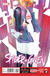 Spider-Gwen #4 Cover A Regular Robbi Rodriguez Cover