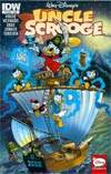 Uncle Scrooge Vol 2 #2 Cover A Regular Jonathan Gray Cover