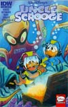 Uncle Scrooge Vol 2 #2 Cover B Variant Derek Charm Subscription Cover