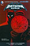 Batman And Robin (New 52) Vol 5 The Big Burn TP