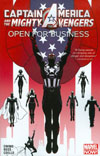 Captain America And The Mighty Avengers Vol 1 Open For Business TP