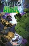 Thanos vs Hulk TP