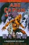 Abe Sapien Vol 6 A Darkness So Great TP