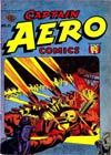 Captain Aero Comics #25