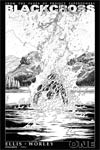 Project Superpowers Blackcross #1 Cover J Incentive Declan Shalvey Black & White Cover