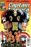 Captain America Vol 3 Annual 2000