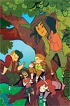 Lumberjanes #12 Cover B Incentive Brittney Williams Virgin Variant Cover