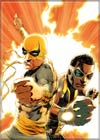 Marvel Comics 2.5x3.5-Inch Magnet - Power Man And Iron Fist (71596MV)