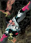Marvel Comics 2.5x3.5-Inch Magnet - All-New Captain America Panel (71618MV)