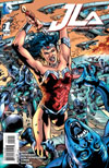 Justice League Of America Vol 4 #1 Cover I Variant Wonder Woman Cover