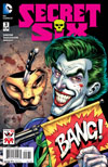 Secret Six Vol 4 #3 Cover B Variant Dan Jurgens The Joker 75th Anniversary Cover