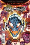 Age Of Ultron vs Marvel Zombies #1 Cover A Regular Carlos Pacheco Cover (Secret Wars Battleworld Tie-In)