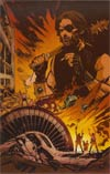 Escape From New York #1 Cover F ECCC Exclusive Garry Brown Variant Cover