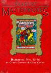 Marvel Masterworks Daredevil Vol 9 HC Variant Dust Jacket
