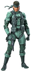 Metal Gear Solid 2 Solid Snake Figma Action Figure