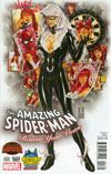 Amazing Spider-Man Renew Your Vows #1 Cover B Midtown Exclusive Mark Brooks Variant Cover (Secret Wars Warzones Tie-In)