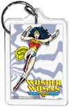 DC Comics Keychain - Wonder Woman With Title (65060KEY)