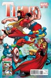 Thor Vol 4 #7 Cover C Incentive Avengers Variant Cover