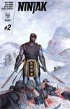 Ninjak Vol 3 #2 Cover E Incentive Das Pastoras Variant Cover