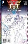 Multiversity #2 Cover E Incentive Grant Morrison Variant Cover