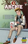Archie Vol 2 #1 Cover B Midtown Exclusive Cameron Stewart Variant Cover
