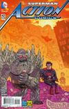 Action Comics Vol 2 #42 Cover B Variant Dan Hipp Teen Titans Go Cover
