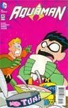 Aquaman Vol 5 #42 Cover B Variant Craig Rousseau Teen Titans Go Cover