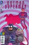 Batman Superman #22 Cover B Variant Dan Hipp Teen Titans Go Cover