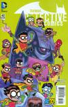 Detective Comics Vol 2 #42 Cover B Variant Dan Hipp Teen Titans Go Cover