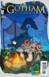 Gotham By Midnight #7 Cover B Variant Sean Cheeks Galloway Teen Titans Go Cover