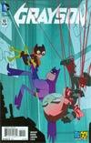 Grayson #10 Cover B Variant Sean Cheeks Galloway Teen Titans Go Cover