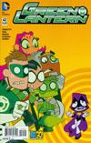 Green Lantern Vol 5 #42 Cover B Variant Jorge Corona Teen Titans Go Cover