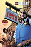 1872 #2 Cover A Regular Nik Virella Cover (Secret Wars Warzones Tie-In)