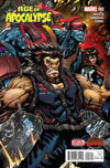 Age Of Apocalypse Vol 2 #2 Cover A Regular Gerardo Sandoval Cover (Secret Wars Warzones Tie-In)