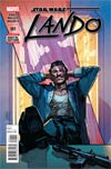 Star Wars Lando #1 Cover A 1st Ptg Regular Alex Maleev Cover