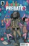 Archie vs Predator #4 Cover B Variant Faith Erin Hicks Cover