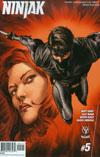 Ninjak Vol 3 #5 Cover A Regular Lewis LaRosa Cover